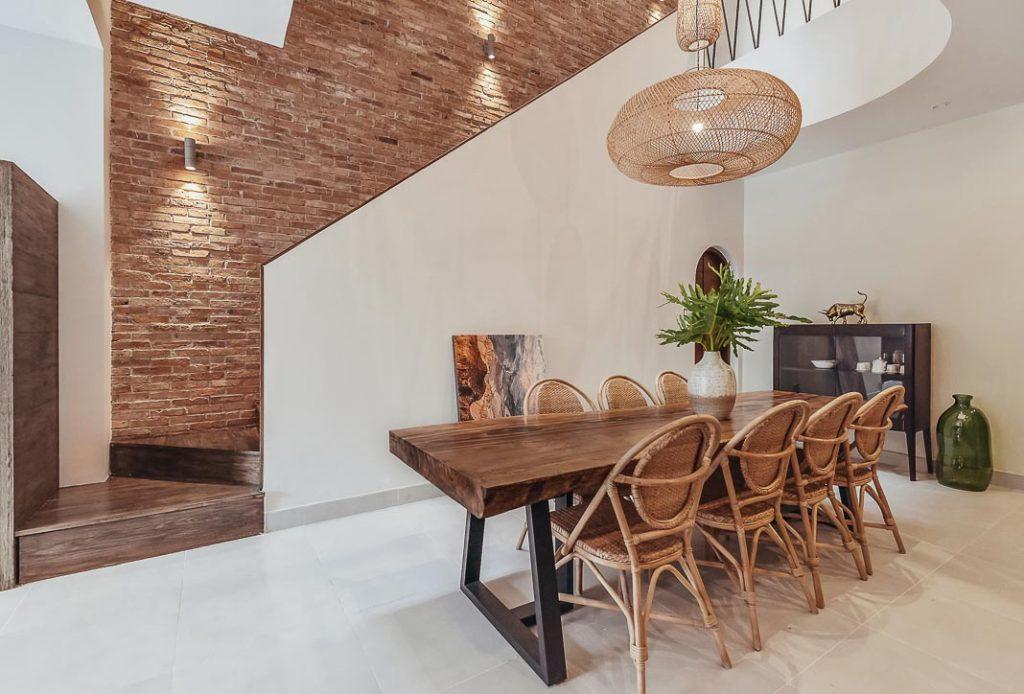 Cầu thang nhà phố và xu hướng không gian mở trong thiết kế nhà ở. 4