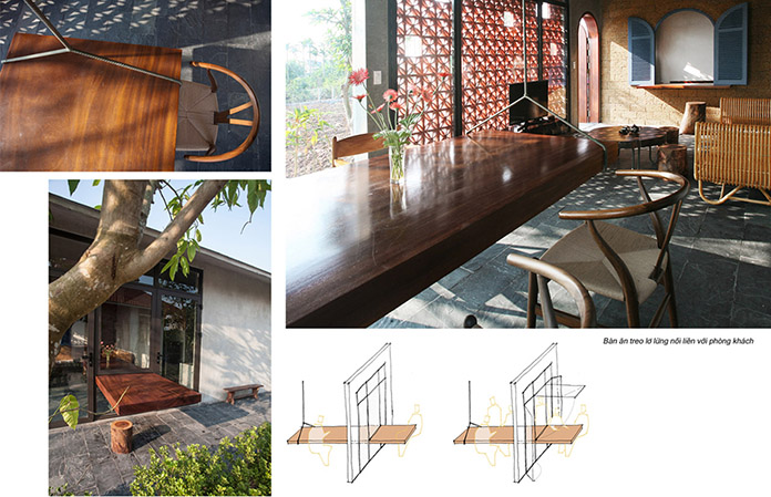 Mẫu thiết kế nhà vườn hiện đại với không gian mở, đẹp như mơ. 1
