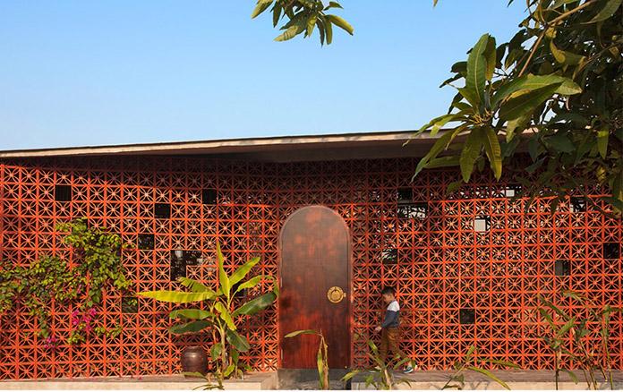 Mẫu thiết kế nhà vườn hiện đại với không gian mở, đẹp như mơ. 3