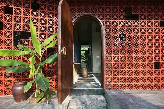 Mẫu thiết kế nhà vườn hiện đại với không gian mở, đẹp như mơ. 5