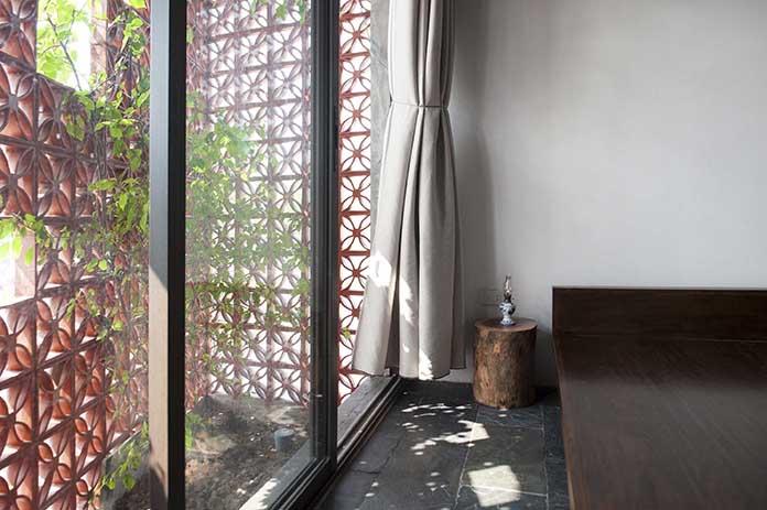 Mẫu thiết kế nhà vườn hiện đại với không gian mở, đẹp như mơ. 8