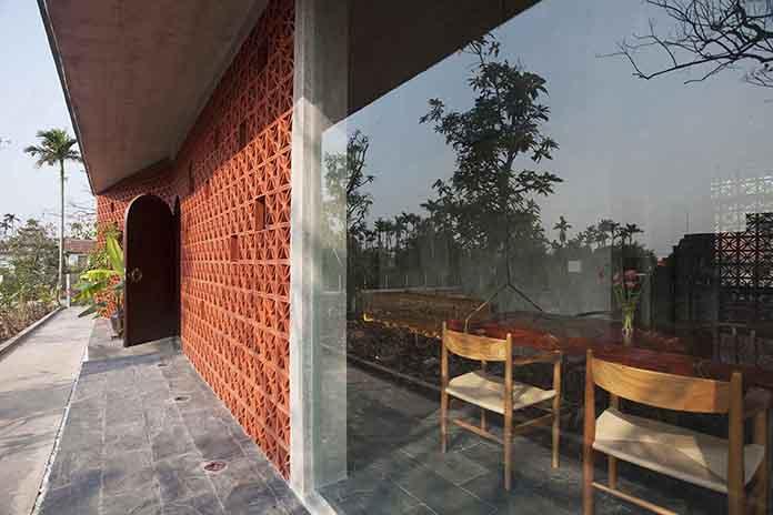 Mẫu thiết kế nhà vườn hiện đại với không gian mở, đẹp như mơ. 6