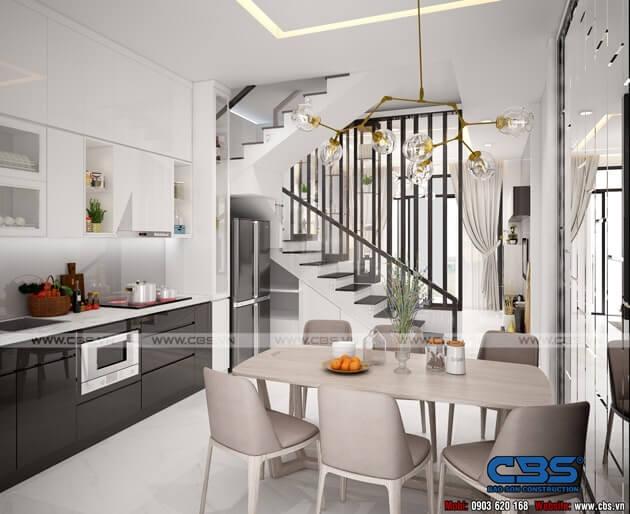 Báo giá thiết kế nội thất năm 2018 1
