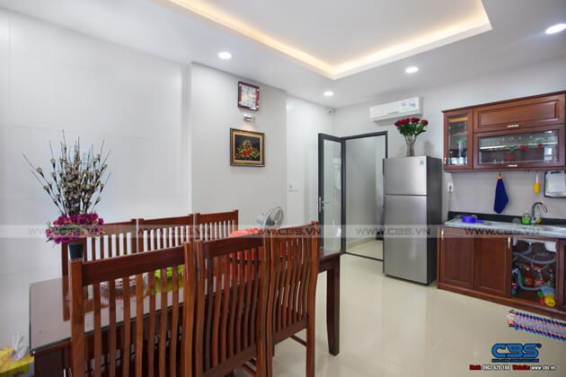 Nhà phố Bình Phước 4,5m x 18m sang trọng, đẹp mắt khi kết hợp phòng khám nha khoa 20