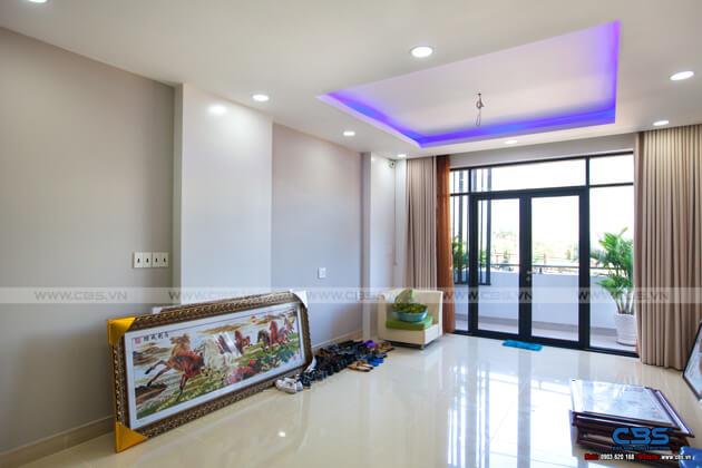 Nhà phố Bình Phước 4,5m x 18m sang trọng, đẹp mắt khi kết hợp phòng khám nha khoa 28