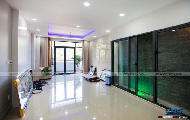 Nhà phố Bình Phước 4,5m x 18m sang trọng, đẹp mắt khi kết hợp phòng khám nha khoa 29