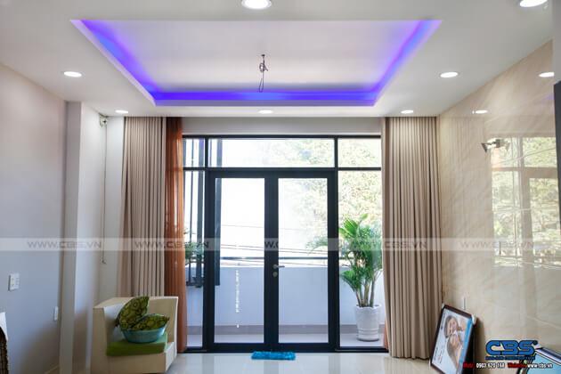 Nhà phố Bình Phước 4,5m x 18m sang trọng, đẹp mắt khi kết hợp phòng khám nha khoa 30