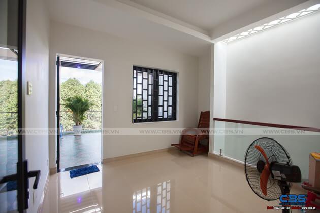 Nhà phố Bình Phước 4,5m x 18m sang trọng, đẹp mắt khi kết hợp phòng khám nha khoa 37