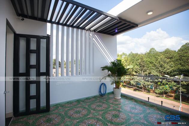 Nhà phố Bình Phước 4,5m x 18m sang trọng, đẹp mắt khi kết hợp phòng khám nha khoa 40