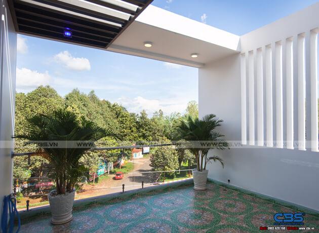 Nhà phố Bình Phước 4,5m x 18m sang trọng, đẹp mắt khi kết hợp phòng khám nha khoa 41
