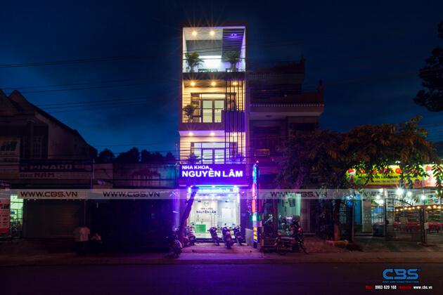 Nhà phố Bình Phước 4,5m x 18m sang trọng, đẹp mắt khi kết hợp phòng khám nha khoa 6
