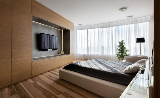 Bí quyết trang trí nhà đẹp sang với nội thất tương phản 12