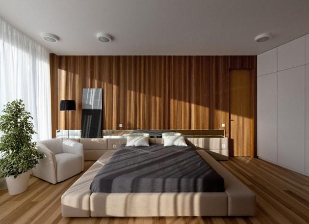 Bí quyết trang trí nhà đẹp sang với nội thất tương phản 14