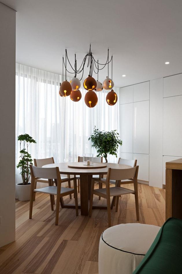 Bí quyết trang trí nhà đẹp sang với nội thất tương phản 8
