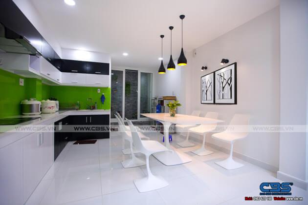 Công ty xây dựng quận Bình Thạnh - Phú Nhuận 3