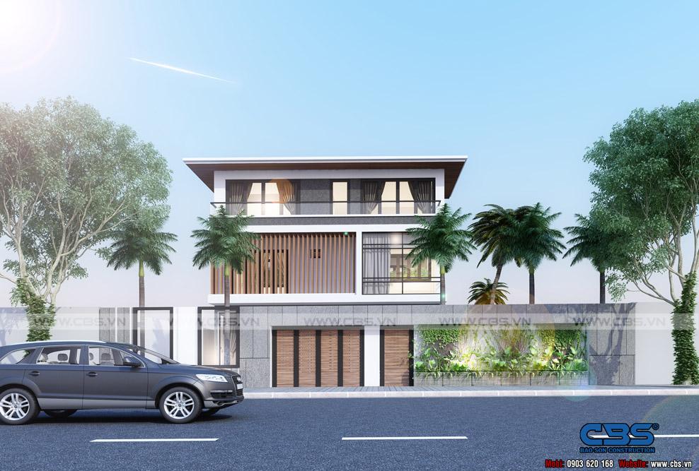 Các kiểu mái nhà đẹp, hiện đại phổ biến nhất hiện nay tại Việt Nam 2