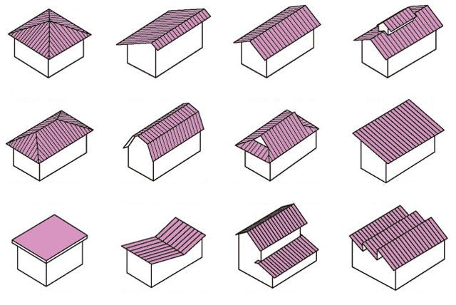 Các kiểu mái nhà đẹp, hiện đại phổ biến nhất hiện nay tại Việt Nam 1