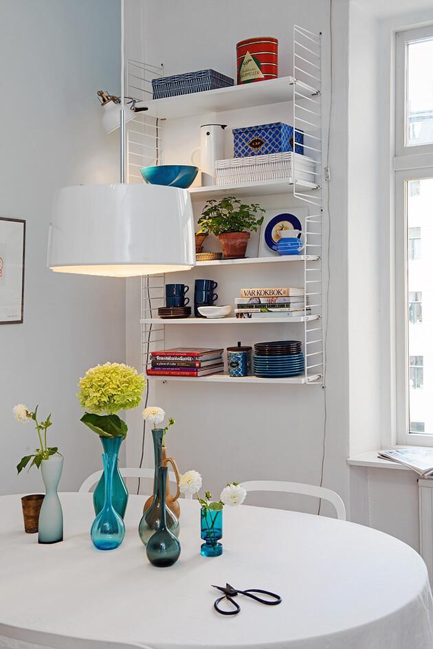 Mê tít cách trang trí căn hộ Scandinavian truyền cảm hứng đầy màu sắc 10