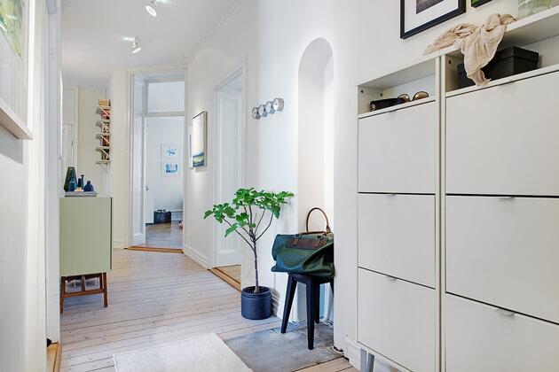 Mê tít cách trang trí căn hộ Scandinavian truyền cảm hứng đầy màu sắc 12