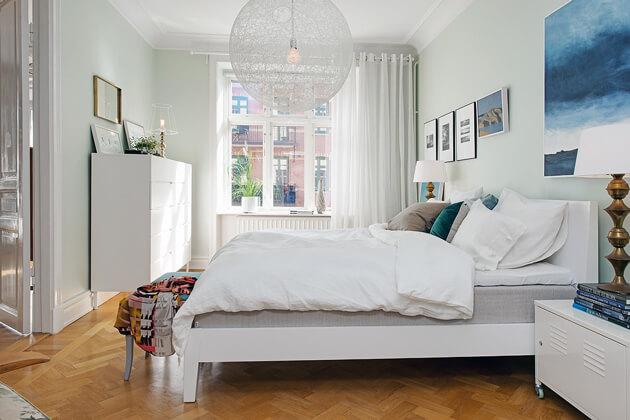 Mê tít cách trang trí căn hộ Scandinavian truyền cảm hứng đầy màu sắc 14