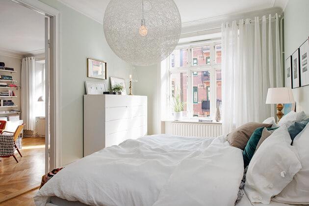 Mê tít cách trang trí căn hộ Scandinavian truyền cảm hứng đầy màu sắc 15