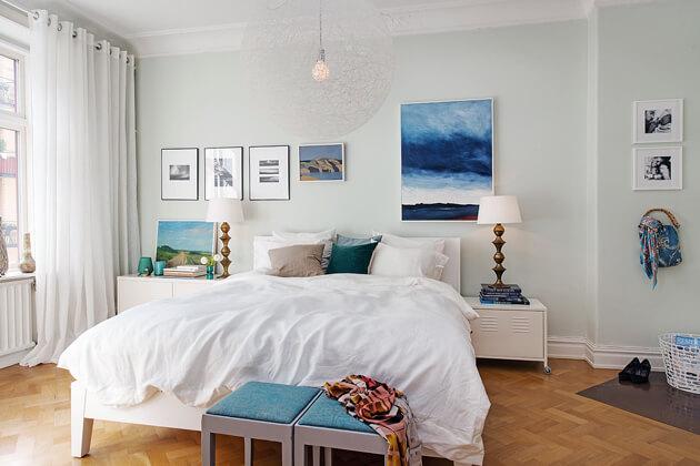 Mê tít cách trang trí căn hộ Scandinavian truyền cảm hứng đầy màu sắc 16