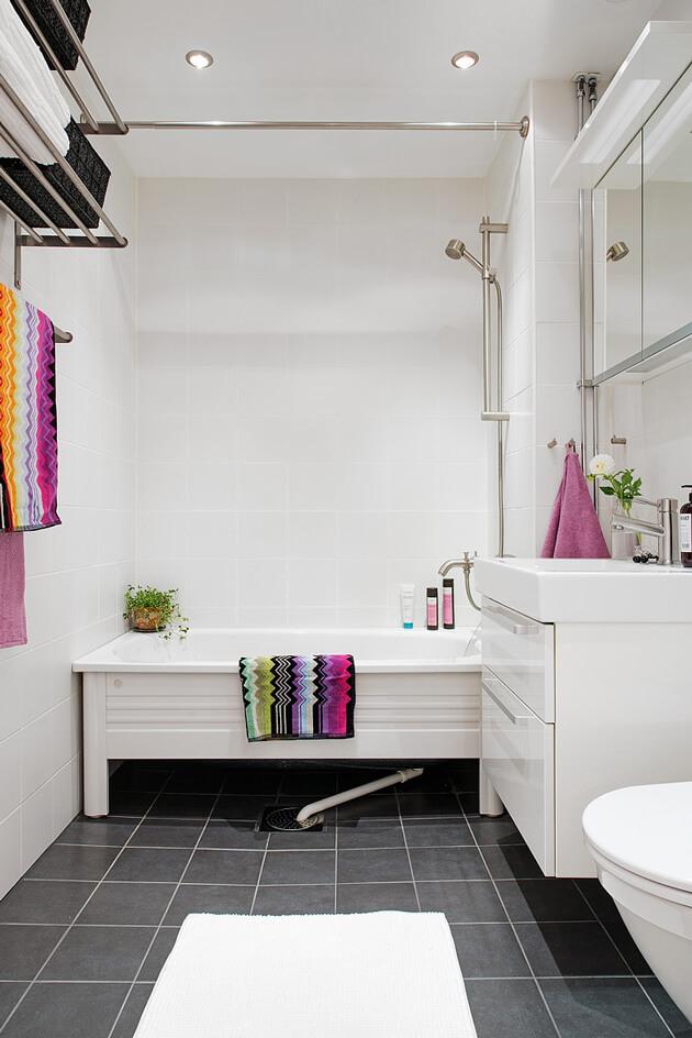 Mê tít cách trang trí căn hộ Scandinavian truyền cảm hứng đầy màu sắc 18
