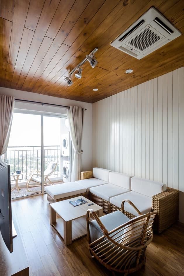 Căn hộ 65m2 đẹp như những căn resort miền biển của đôi uyên ương trẻ 8