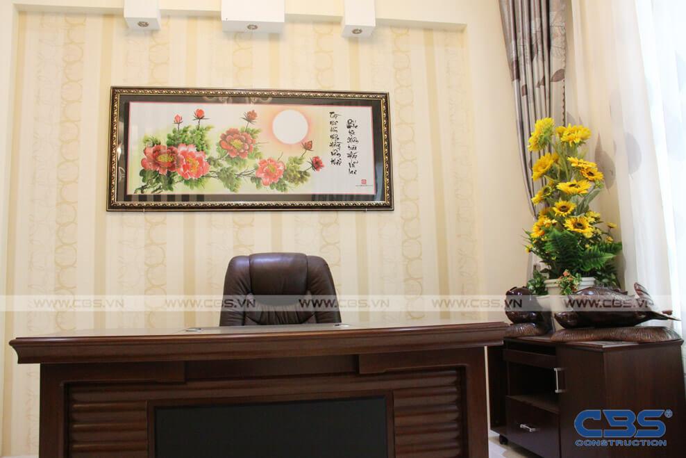Xây dựng mới nhà cô Xuân, Quận Bình Tân 14