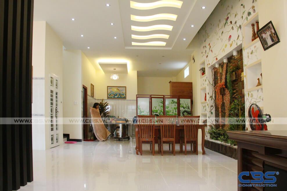 Xây dựng mới nhà cô Xuân, Quận Bình Tân 15