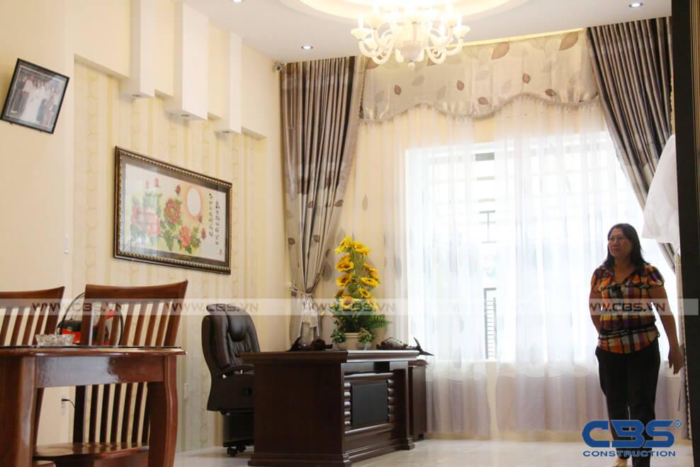 Xây dựng mới nhà cô Xuân, Quận Bình Tân 3