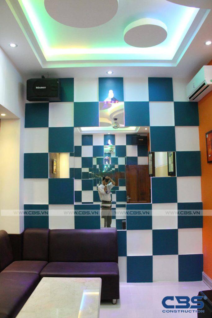 Xây dựng mới nhà cô Xuân, Quận Bình Tân 7