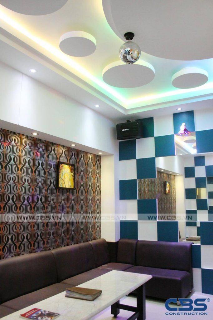 Xây dựng mới nhà cô Xuân, Quận Bình Tân 8