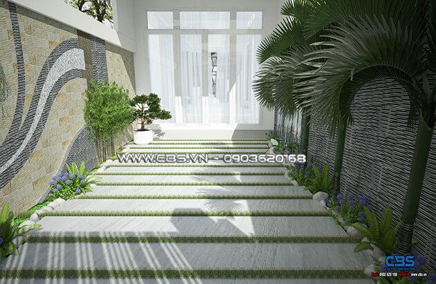 Khởi công công trình nhà anh Minh (4m x25,3m) - P. Tây Thạnh, Q. Tân phú 2