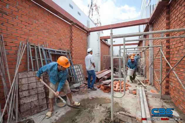Công ty xây dựng quận 10, 11 1