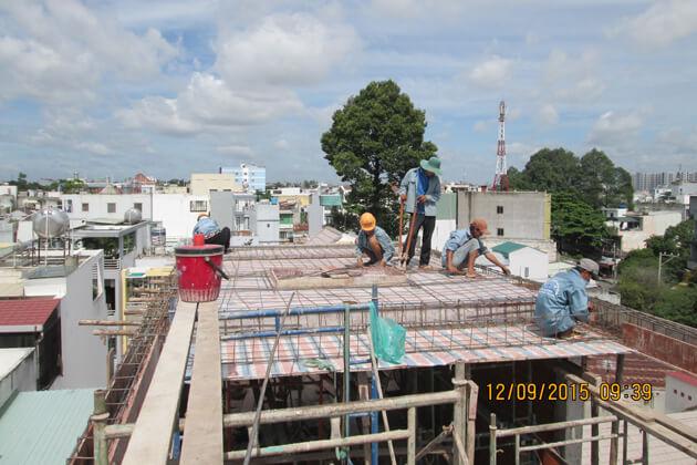 Công ty Bảo Sơn chính thức khởi công hàng loạt công trình đầu năm 2013 7