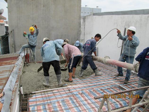 Công ty Bảo Sơn chính thức khởi công hàng loạt công trình đầu năm 2013 8