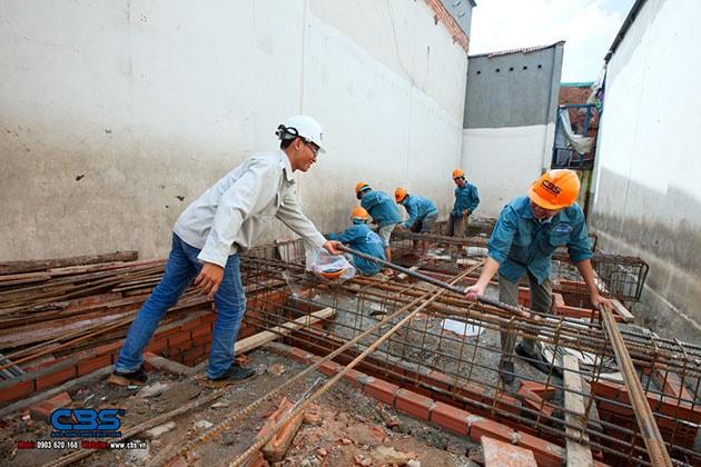 Công ty xây dựng quận 12, Hóc Môn 1