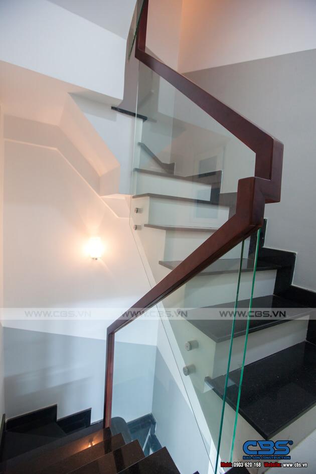 Nhà phố 4 tầng lầu hiện đại đẹp chỉ với diện tích 30m2 16
