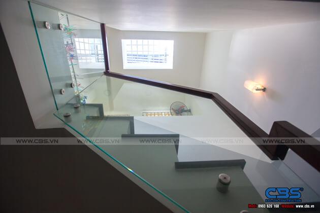 Nhà phố 4 tầng lầu hiện đại đẹp chỉ với diện tích 30m2 17