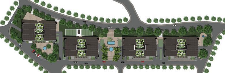 Đồ án chung cư thấp tầng: tổng hợp các bản vẽ thiết kế đẹp 7