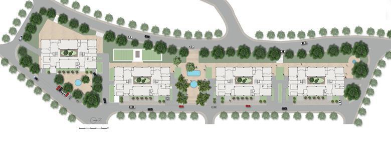 Đồ án chung cư thấp tầng: tổng hợp các bản vẽ thiết kế đẹp 8