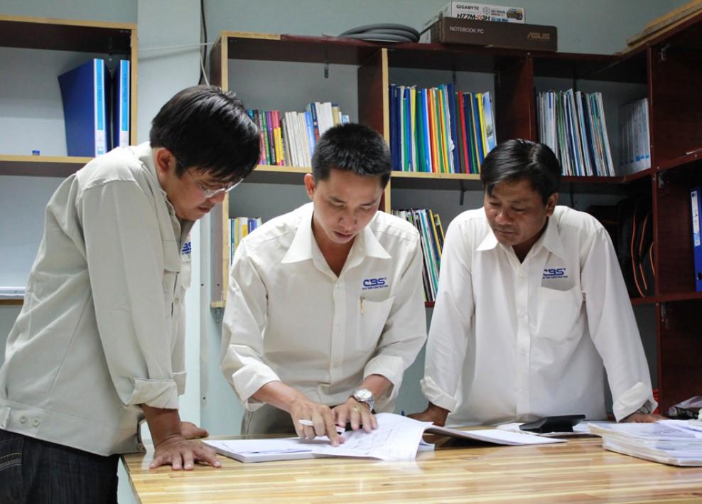 Góc làm việc tại văn phòng công ty (2012) 39