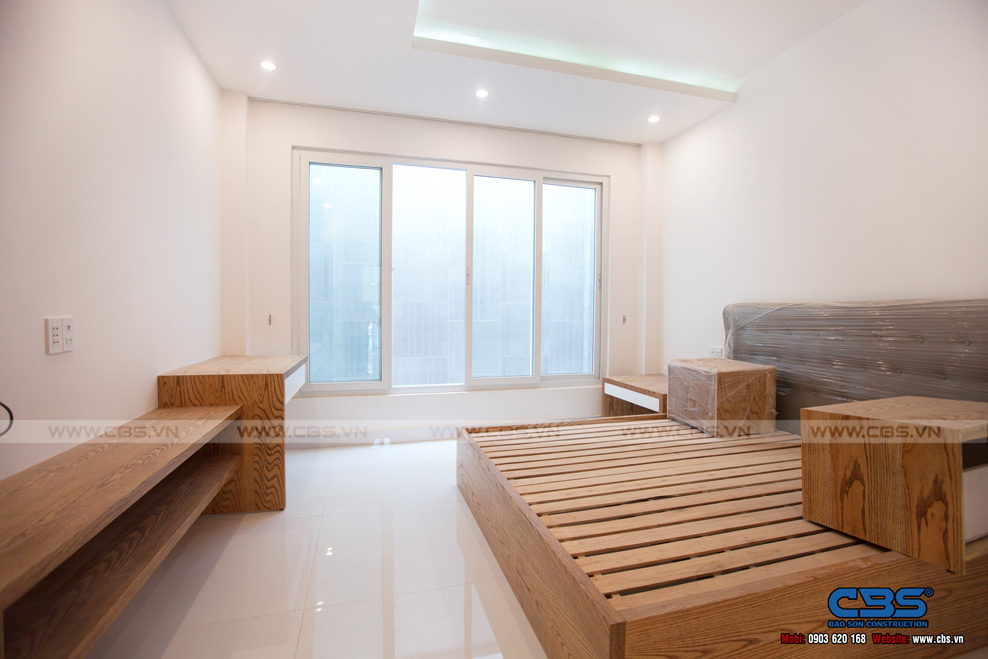 Xây dựng mới nhà anh Nam quận Bình Tân