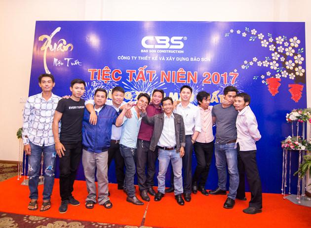 Họp mặt tất niên năm 2017 - Mừng xuân Mậu Tuất năm 2018 15