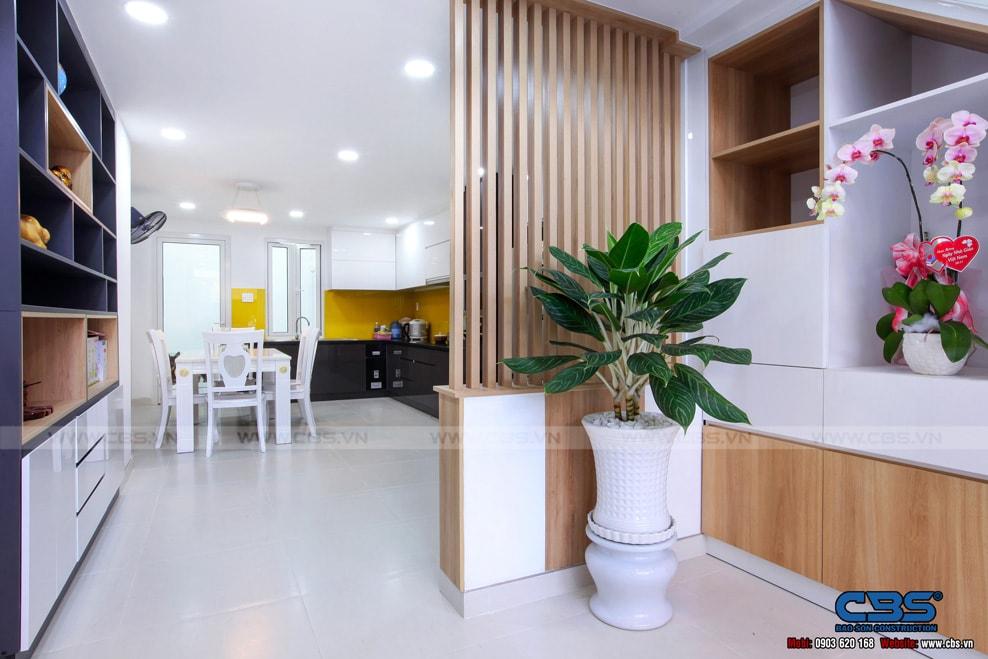 Xây dựng mới nhà cô Hương, Quận 11 76