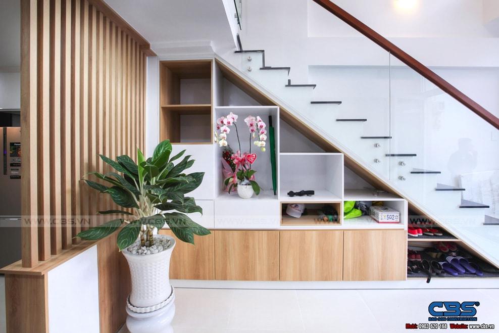 Xây dựng mới nhà cô Hương, Quận 11 77
