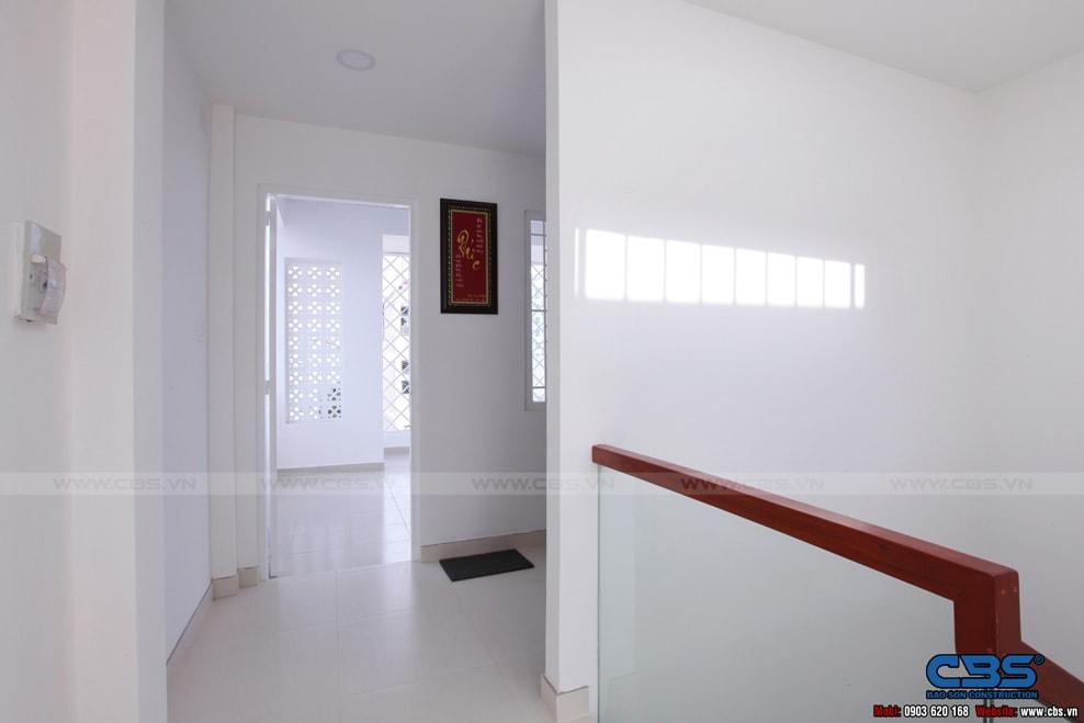 Xây dựng mới nhà cô Hương, Quận 11 34