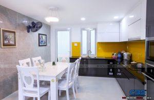 Đơn giá thi công hoàn thiện căn hộ 1
