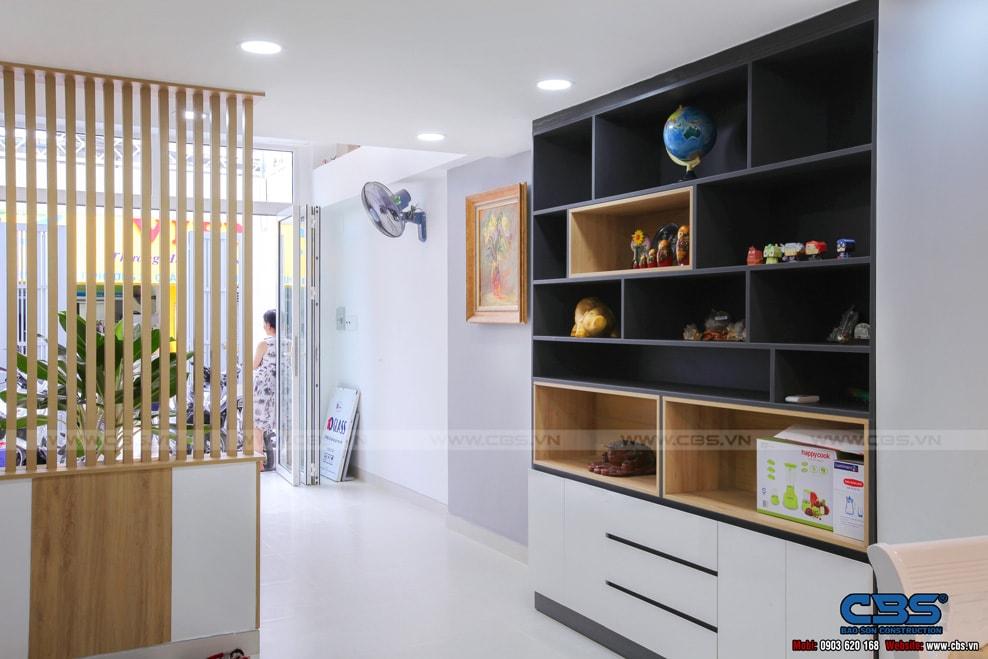 Xây dựng mới nhà cô Hương, Quận 11 84